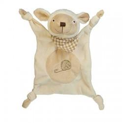 """Doudou Mouton """"La Ferme"""" 22 cm"""