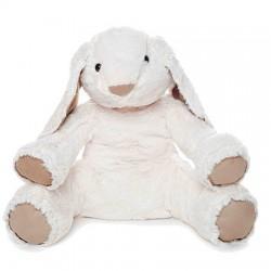 PIMPIN le lapin 40 cm blanc