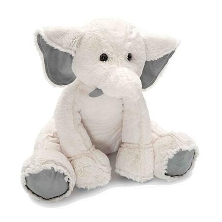 l'Eléphant FARON 40 cm blanc