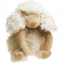 Peluche beige MARCEL ETIENNE, 25 cm