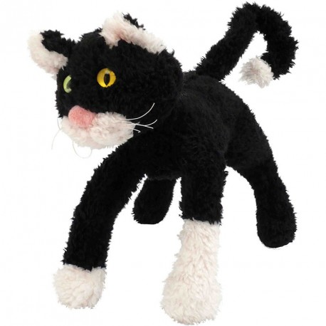 Peluche LAZY CAT, 35 cm