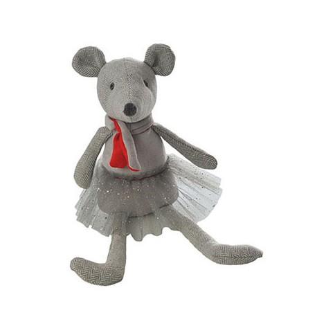 LOLITA la souris grise 30 cm