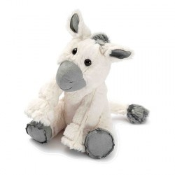 TITANE l'âne 22 cm blanc
