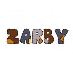 Lot de 10 modèles ZARBY-27 pièces