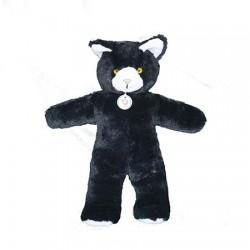 GROMINOU chat noir 30 cm