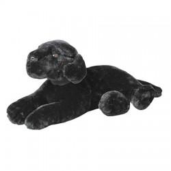 CARBONE le labrador couché,   35 cm