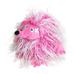 Hérisson HOT PINK DIRTY HAIRY, 15 cm