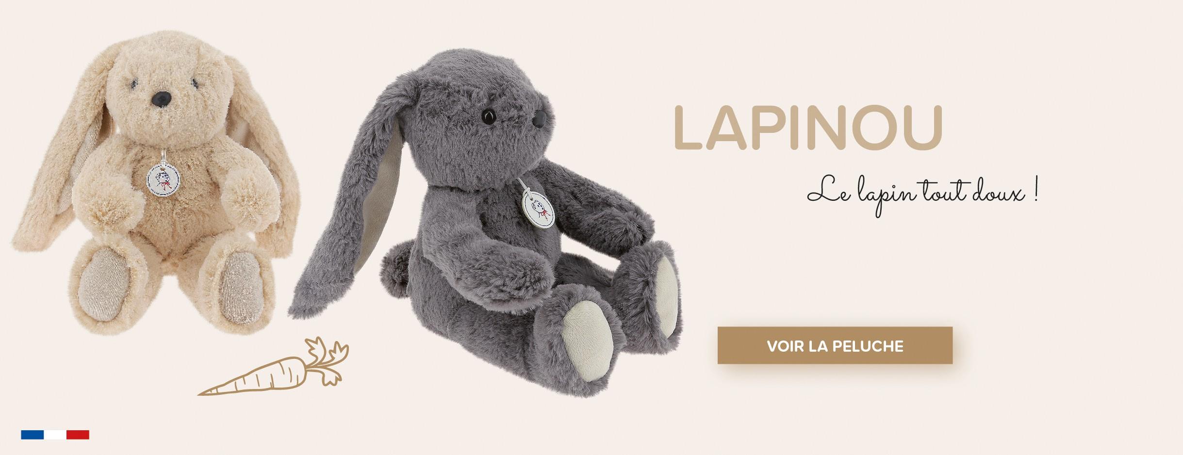 Nouveauté 2019 : Lapinou